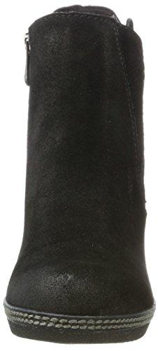 Marco Tozzi Premio 25853, Bottes Femme Noir (Black Antic)