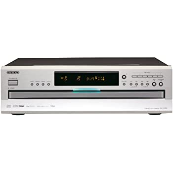 Open-Box Excellent Onkyo Black 6-Disc CD Player