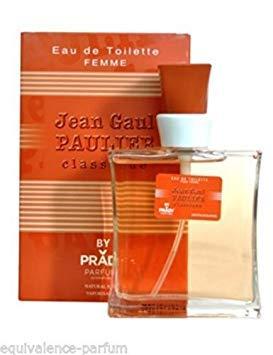 Parfum generique Femme Jean Gaul Paulier Classique EDT 100ml grande marque