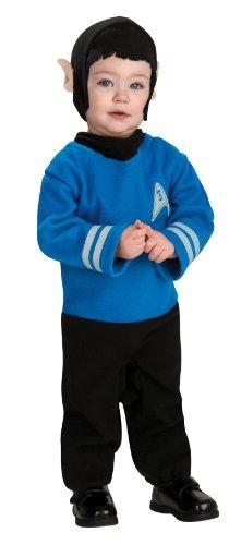 Spock Star Trek Kostüm Baby