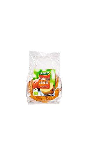dennree Mangostücke, getrocknet (100 g) - Bio