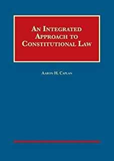 An Integrated Approach to Constitutional Law (1628104457) | Amazon price tracker / tracking, Amazon price history charts, Amazon price watches, Amazon price drop alerts