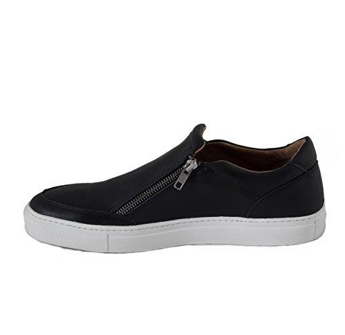 NAE Efe Schwarz - Herren Vegan Sneakers - 4