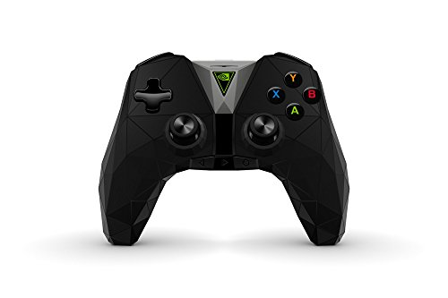 Nvidia Shield TV Controller - Mando Gaming para Nvidia Shield TV, Color Negro