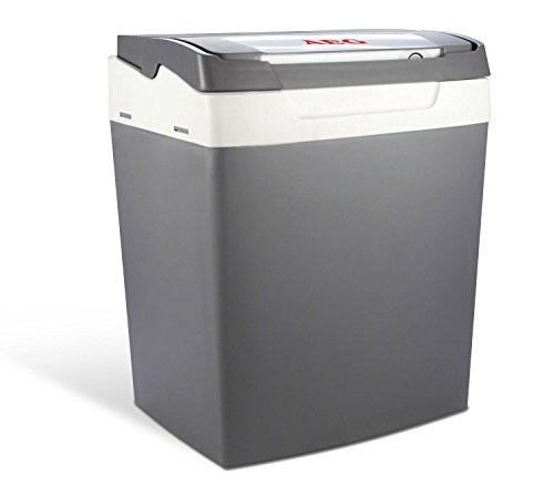 Preisvergleich Produktbild AEG Automotive 97252 Kühlbox KK29, Thermoelektrische Kühlbox 12 V + 230 V, 29 Liter Fassungsvermögen, TÜV/GS - vom Hersteller eingestellt