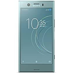 "Sony XZ1 Compact - Smartphone de 4.6"" (Bluetooth, Octa Core, 4 GB de RAM, Memoria de 32 GB, cámara de 19 MP, Android), Azul [Exclusivo Amazon]"