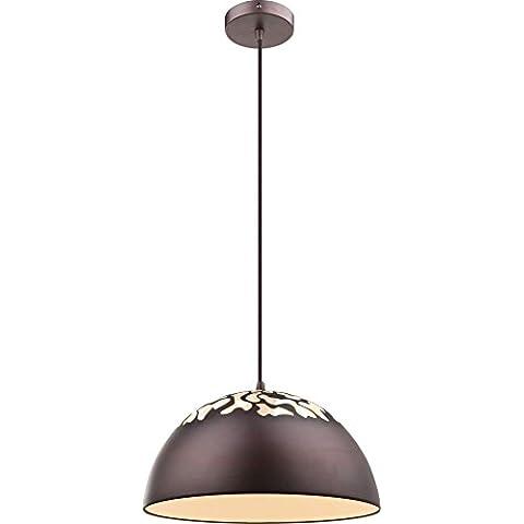 7 watt LED Bronzo ho-lunghezza lampada da soffitto illuminazione arredamento (Lampade Inoltre Legno Lampada Da Tavolo)