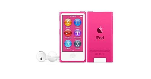 Apple ipod nano 7th generation 16gb 7g mp3 player bluetooth