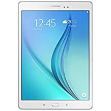 "Samsung Galaxy Tab A 9.7 - Tablet de  9.7"" (16 GB, 1.5 GB de RAM, 5 MP), color blanco"