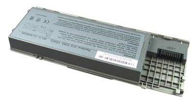 MTEC Akku *4400mAh* für: Dell Latitude D620 / D 620 / D630 / D 630 / Precision M230 / M 230 / Ersetzt Originalakku Bezeichnung: 312-0393 YD623