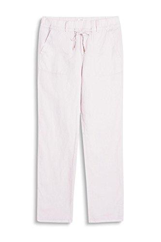 edc by ESPRIT 047cc1b035, Pantaloni Donna Viola (Lilac)