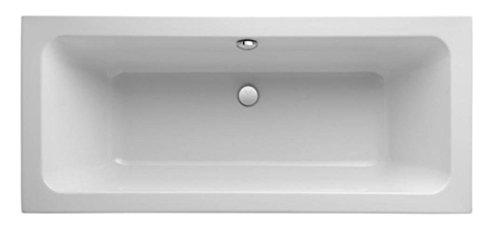 Keramag Badewanne iCon 180x80cm weiß(alpin)