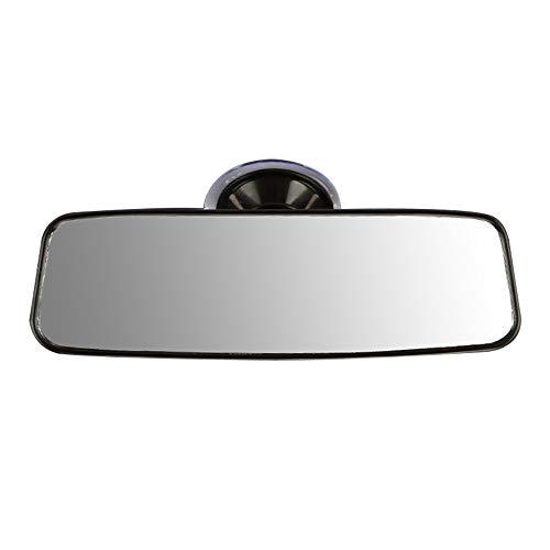 KKmoon Auto Rückspiegel Universal Innenspiegel Saugnapf Spiegel für Auto