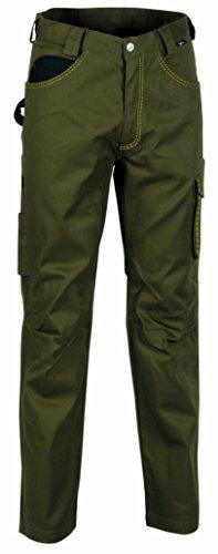 Cofra, Pantaloni da lavoro con tasche laterali Walklander 290g/m², a