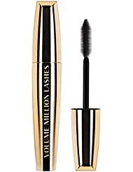 L'Oréal Paris Volume Million Lashes in schwarz, Mascara mit Wimpern-Multiplizier-System,10,7 ml