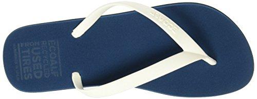 ECOALF Unisex-Erwachsene Flip Flop Sandalen Flipflops Blau (Navy) VcOEbycsix