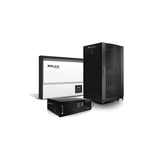 Kit Storage 3kW 48V Base, Fotovoltaico in Rete con Accumulo 4,8kW in  batterie Solax