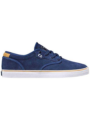 Globe Motley Unisex-erwachsene Sneakers Blu / Oro