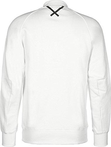 adidas Herren X By O Tt Jacke, Rot Weiß (Blanco)