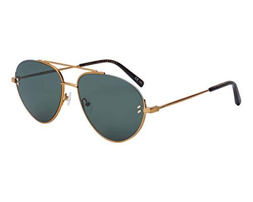 Stella McCartney Sonnenbrillen (SC-0179-S 001) gold - grau-grün