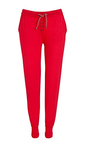 Jockey® Women Pants Lipstick Red