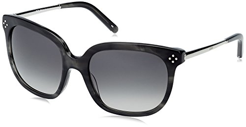 Chloè Damen Eye Sonnenbrille, Grau (Grigio), 55