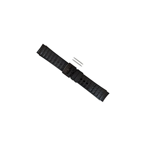 Armband Kit Suunto Elementum aus Elastomer schwarz ss018326000