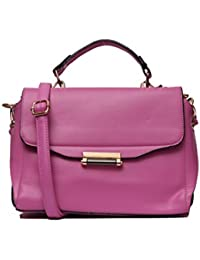 Louise Belgium Hand Bag For Women Casual Hand Bag - Pink