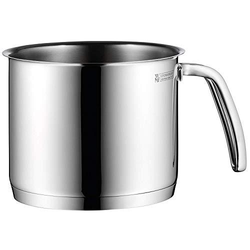 WMF Provence Plus Milch-/Kochtopf, ohne Deckel 14 cm, 1,7 l, Cromargan Edelstahl poliert, Topf Induktion, unbeschichtet, backofengeeignet