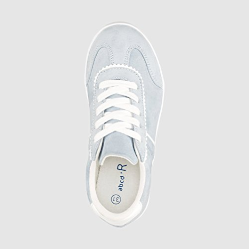 Blue Flache Mdchen Washed Abcd'r Sneakers TUwnzqx7CR