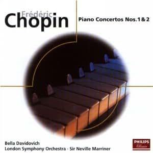 Chopin: Piano Concertos Nos 1 & 2
