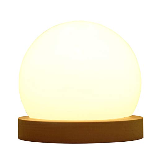 MAGICE Bola Luz Ambiental Lámpara Noche USB Lámpara