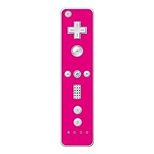 Disagu Design Skin für Nintendo Wii Controller – Motiv Pink