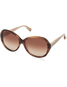 Calvin Klein Damen CK7898 Oval Sonnenbrille