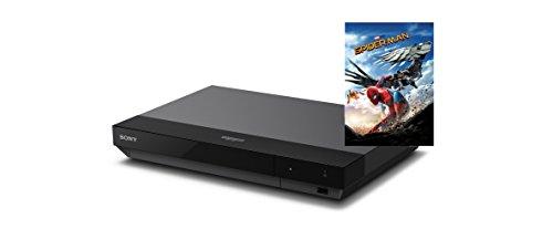 Nuevo reproductor Blu-Ray 4K Sony UBP-X700