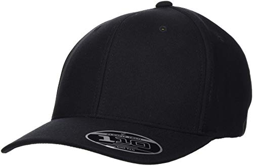 Flexfit 110 Cool und Dry Mini Pique Cap Black one Size