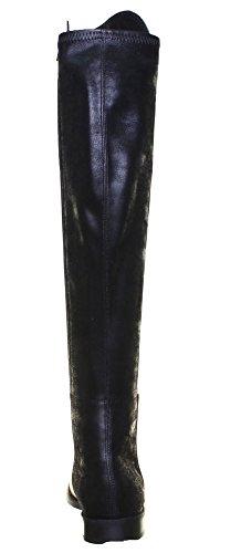Justin Reece Alma, Bottes pour Femme Black D12