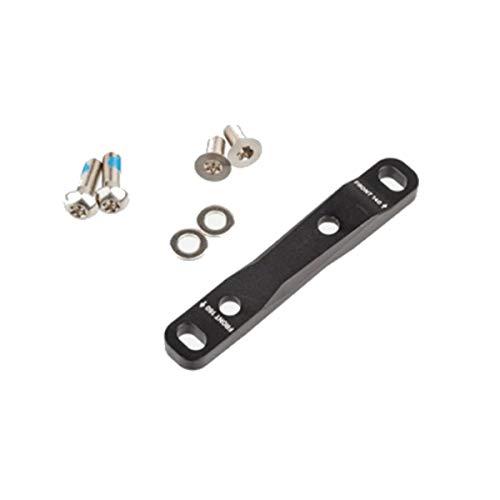 Sram Disc Adapter Flat Mount 20F Bremsen/bremsanlagen, schwarz, 160 mm Flat Mount Adapter