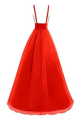 Fanciest -  Vestito  - linea ad a - Donna champagner