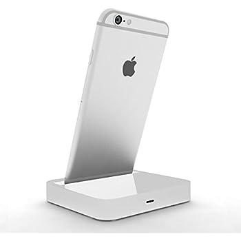 apple dock dockinstation wei iphone 5 5s. Black Bedroom Furniture Sets. Home Design Ideas