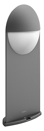 Philips luminaire extérieur LED borne Capricorn anthracite lumière blanc chaud