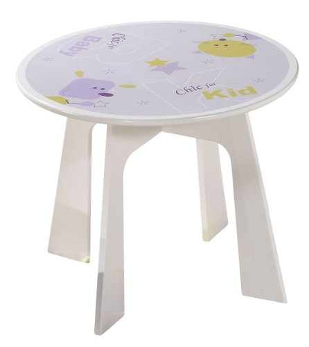 Sauthon On Line Chic for Kids Table