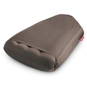 lamzac Fatboy L Deluxe Luftsofa | Großes, aufblasbares Sofa/Liege/Bett, Sitzsack mit Luft gefüllt | Outdoor geeignet…
