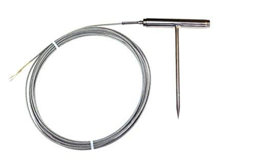 TME TP12 Thermosonde cuisson pour four ultrarésistante, 130 x 6 mm, gamme pro