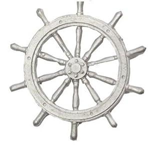 Disarmodel Rueda timón Metal 25 mm 20034