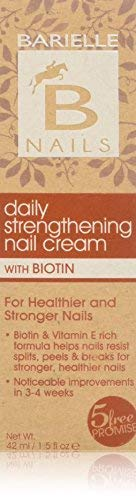 Barielle Nail Daily Strengthening Nail Cream with Biotin 45 ml -