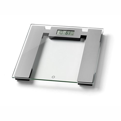 WeightWatchers Ultra-Slim Glas Personenwaage