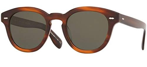 Oliver Peoples Sonnenbrillen CARY GRANT SUN OV 5413SU GRANT TORTOISE/G- Unisex