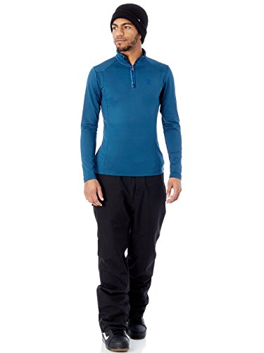 Protest Fleeces - Protest Willowy 1/4 Zip Fleec... Royal Blue