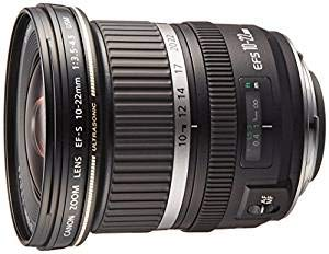 Canon - Objektiv EFS 10-22mm, f/3.5-4.5 USM